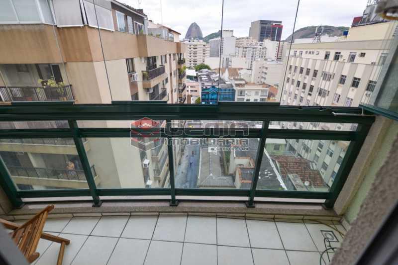 11 - Cobertura à venda Rua Assunção,Botafogo, Zona Sul RJ - R$ 2.850.000 - LACO30291 - 10