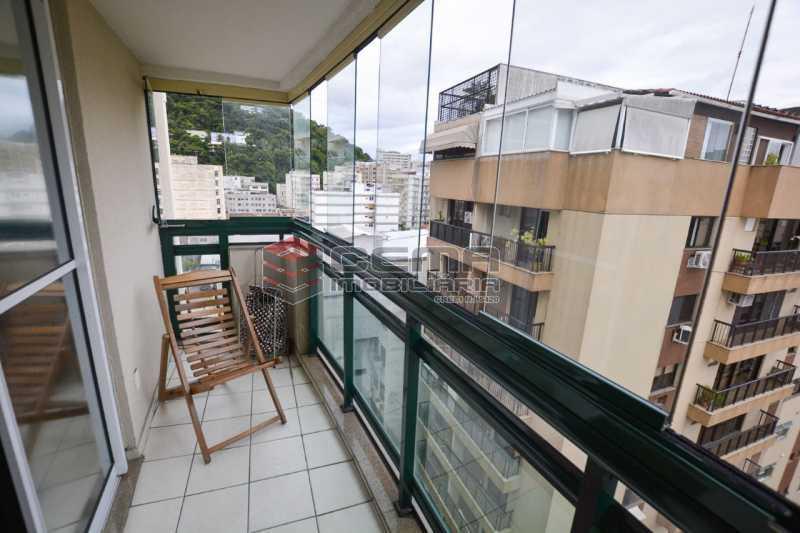 12 - Cobertura à venda Rua Assunção,Botafogo, Zona Sul RJ - R$ 2.850.000 - LACO30291 - 11