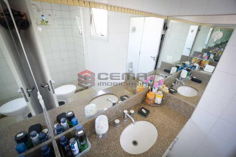 13 - Cobertura à venda Rua Assunção,Botafogo, Zona Sul RJ - R$ 2.850.000 - LACO30291 - 23