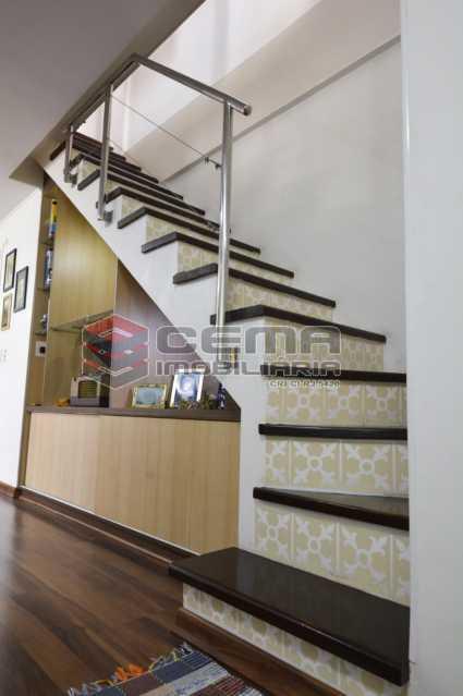 21 - Cobertura à venda Rua Assunção,Botafogo, Zona Sul RJ - R$ 2.850.000 - LACO30291 - 28