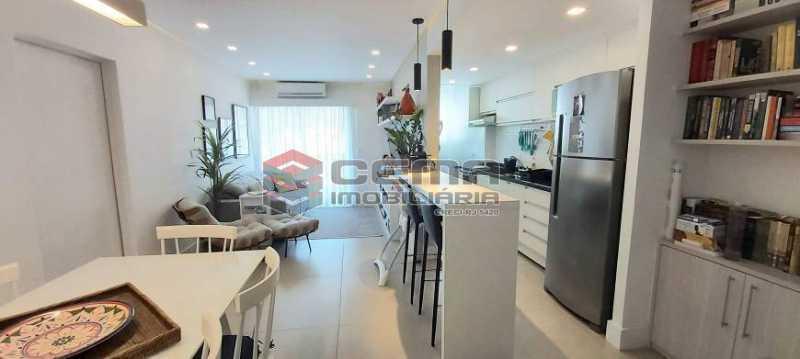 2 - Flat 2 quartos à venda Humaitá, Zona Sul RJ - R$ 1.200.000 - LAFL20034 - 11