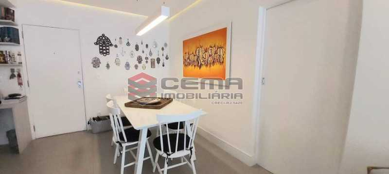 4 - Flat 2 quartos à venda Humaitá, Zona Sul RJ - R$ 1.200.000 - LAFL20034 - 5