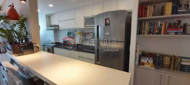5 - Flat 2 quartos à venda Humaitá, Zona Sul RJ - R$ 1.200.000 - LAFL20034 - 10