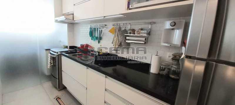 6 - Flat 2 quartos à venda Humaitá, Zona Sul RJ - R$ 1.200.000 - LAFL20034 - 12