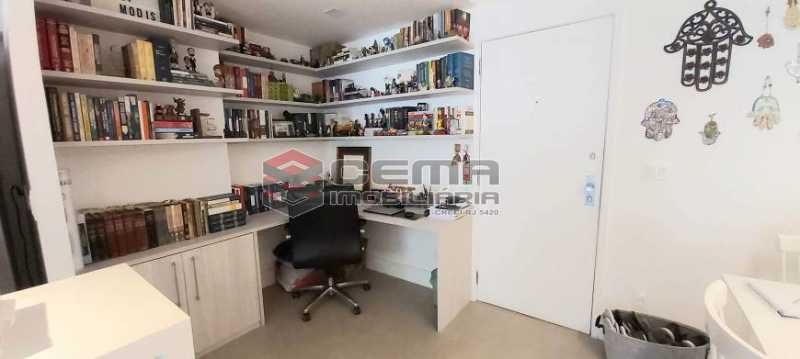 7 - Flat 2 quartos à venda Humaitá, Zona Sul RJ - R$ 1.200.000 - LAFL20034 - 8
