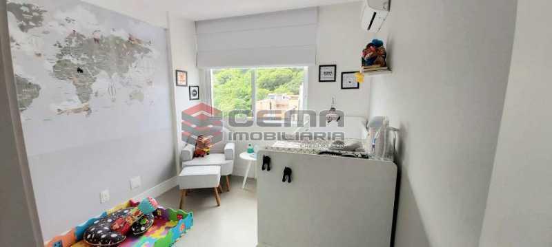 9 - Flat 2 quartos à venda Humaitá, Zona Sul RJ - R$ 1.200.000 - LAFL20034 - 9