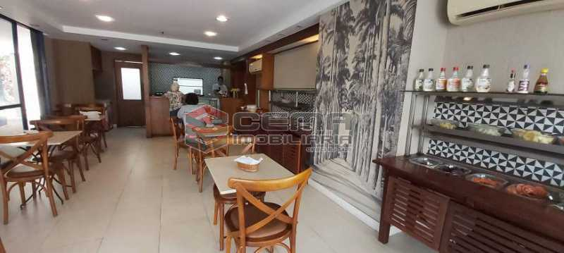 17 - Flat 2 quartos à venda Humaitá, Zona Sul RJ - R$ 1.200.000 - LAFL20034 - 16