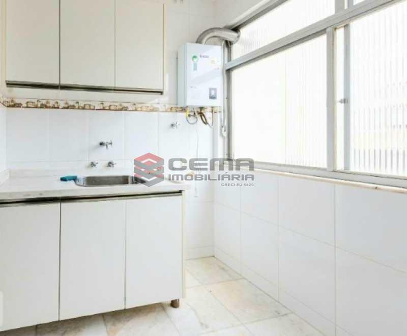 20201206_162928 - Apartamento para alugar com 3 quartos e 2 VAGAS na garagem no Leblon, Zona Sul, Rio de Janeiro RJ, 150m2 - LAAP34178 - 25