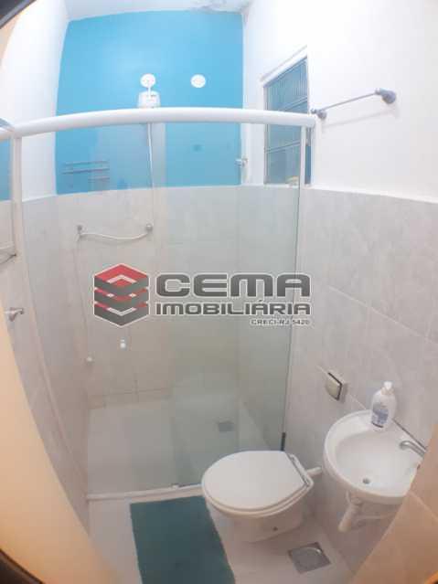banheiro - Kitnet/Conjugado 25m² à venda Botafogo, Zona Sul RJ - R$ 260.000 - LAKI10369 - 8