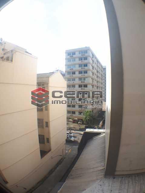 vista - Kitnet/Conjugado 25m² à venda Botafogo, Zona Sul RJ - R$ 260.000 - LAKI10369 - 12