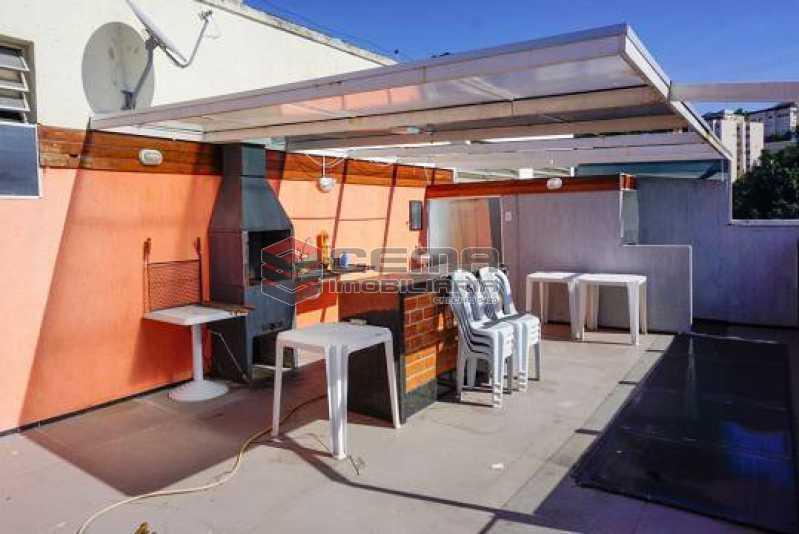 4 - Cobertura à venda Rua Hermenegildo de Barros,Glória, Zona Centro RJ - R$ 1.200.000 - LACO30293 - 5