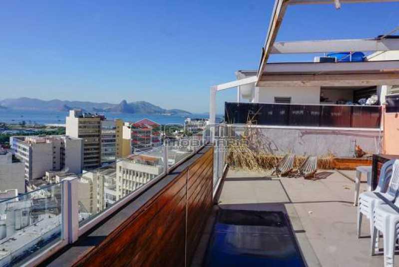 5 - Cobertura à venda Rua Hermenegildo de Barros,Glória, Zona Centro RJ - R$ 1.200.000 - LACO30293 - 6