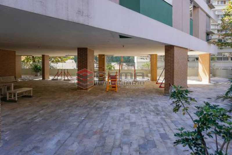 20 - Cobertura à venda Rua Hermenegildo de Barros,Glória, Zona Centro RJ - R$ 1.200.000 - LACO30293 - 21