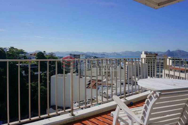 3 - Cobertura à venda Rua Hermenegildo de Barros,Glória, Zona Centro RJ - R$ 1.200.000 - LACO30293 - 4