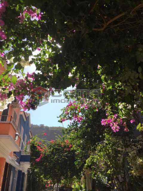 jardim - Casa em Condomínio à venda Rua São Clemente,Botafogo, Zona Sul RJ - R$ 1.800.000 - LACN40010 - 1