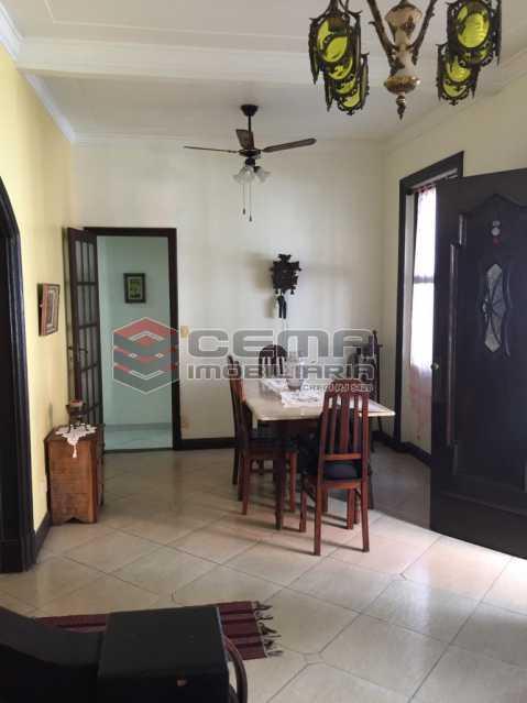 sala - Casa em Condomínio à venda Rua São Clemente,Botafogo, Zona Sul RJ - R$ 1.800.000 - LACN40010 - 5