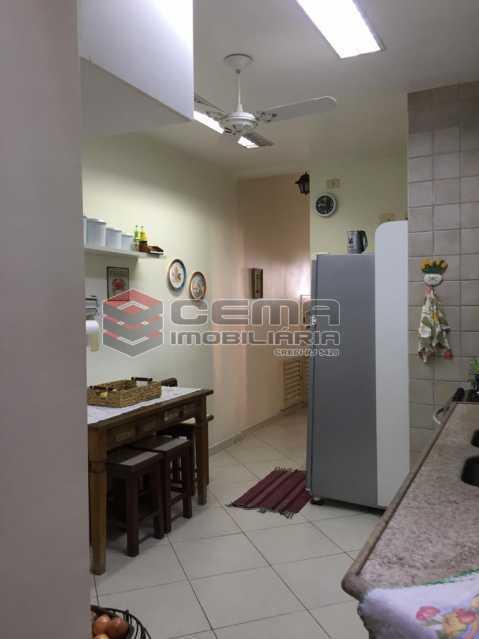 cozinha - Casa em Condomínio à venda Rua São Clemente,Botafogo, Zona Sul RJ - R$ 1.800.000 - LACN40010 - 19
