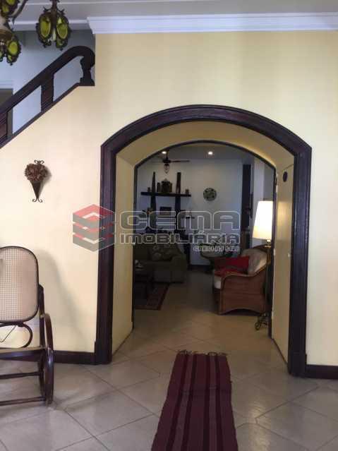 sala - Casa em Condomínio à venda Rua São Clemente,Botafogo, Zona Sul RJ - R$ 1.800.000 - LACN40010 - 12