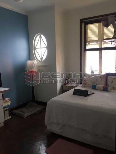 quarto - Casa em Condomínio à venda Rua São Clemente,Botafogo, Zona Sul RJ - R$ 1.800.000 - LACN40010 - 15