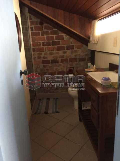 suite - Casa em Condomínio à venda Rua São Clemente,Botafogo, Zona Sul RJ - R$ 1.800.000 - LACN40010 - 18