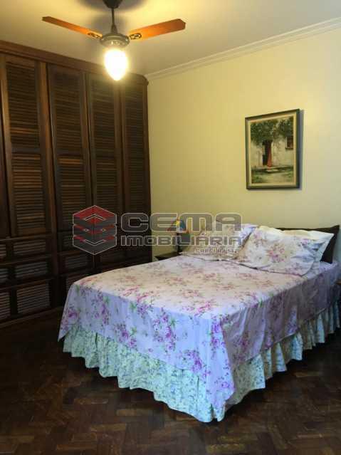 quarto - Casa em Condomínio à venda Rua São Clemente,Botafogo, Zona Sul RJ - R$ 1.800.000 - LACN40010 - 16
