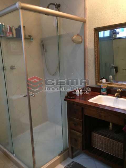 banheiro social - Casa em Condomínio à venda Rua São Clemente,Botafogo, Zona Sul RJ - R$ 1.800.000 - LACN40010 - 21