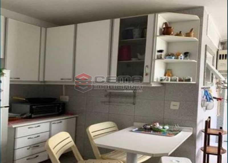 4 - Cobertura à venda Rua Visconde de Silva,Botafogo, Zona Sul RJ - R$ 950.000 - LACO10039 - 12
