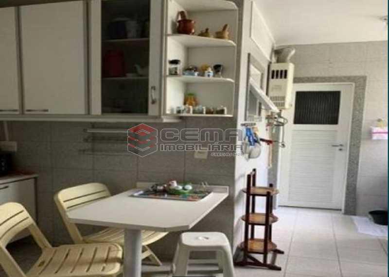 6 - Cobertura à venda Rua Visconde de Silva,Botafogo, Zona Sul RJ - R$ 950.000 - LACO10039 - 13