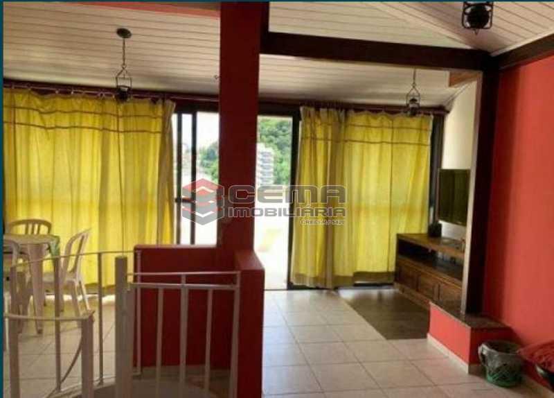 11 - Cobertura à venda Rua Visconde de Silva,Botafogo, Zona Sul RJ - R$ 950.000 - LACO10039 - 16