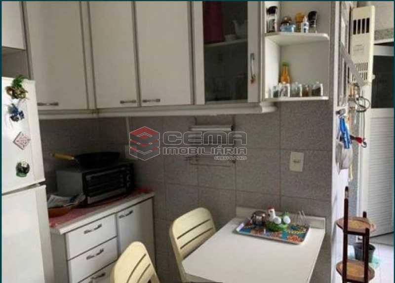 12 - Cobertura à venda Rua Visconde de Silva,Botafogo, Zona Sul RJ - R$ 950.000 - LACO10039 - 14