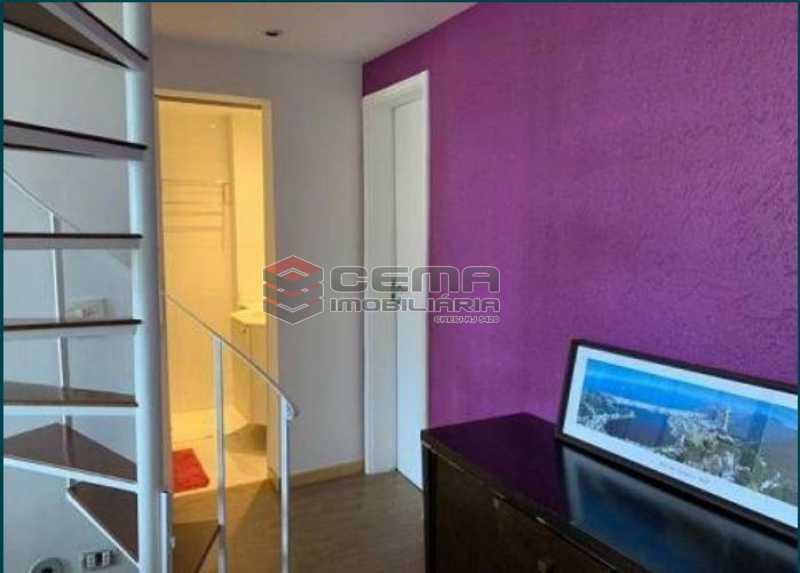 15 - Cobertura à venda Rua Visconde de Silva,Botafogo, Zona Sul RJ - R$ 950.000 - LACO10039 - 6