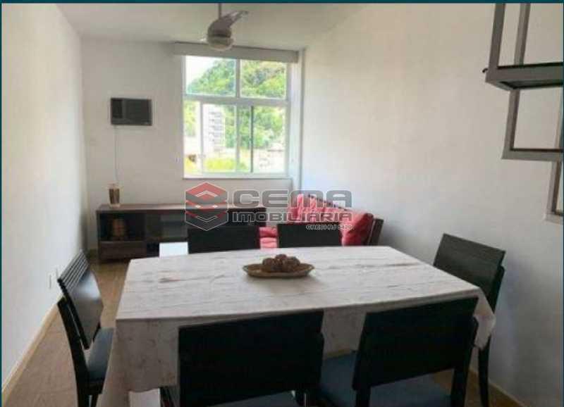 16 - Cobertura à venda Rua Visconde de Silva,Botafogo, Zona Sul RJ - R$ 950.000 - LACO10039 - 7