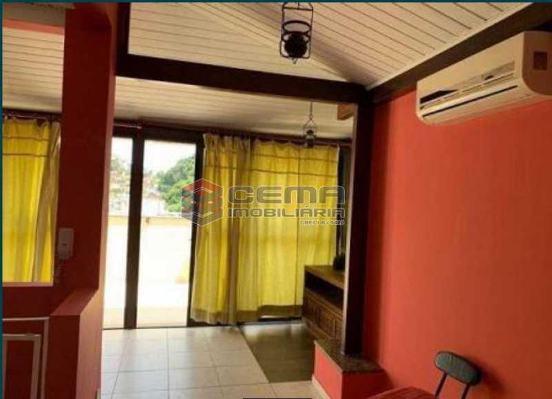 17 - Cobertura à venda Rua Visconde de Silva,Botafogo, Zona Sul RJ - R$ 950.000 - LACO10039 - 19