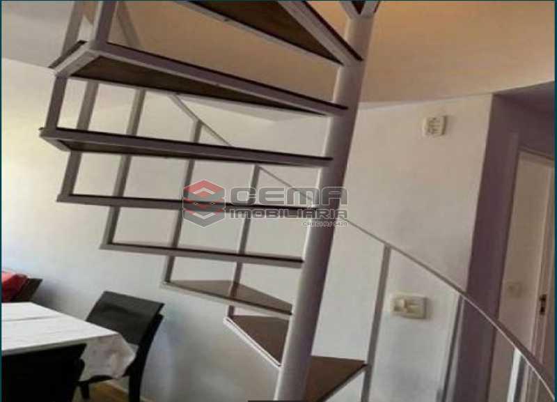 19 - Cobertura à venda Rua Visconde de Silva,Botafogo, Zona Sul RJ - R$ 950.000 - LACO10039 - 15