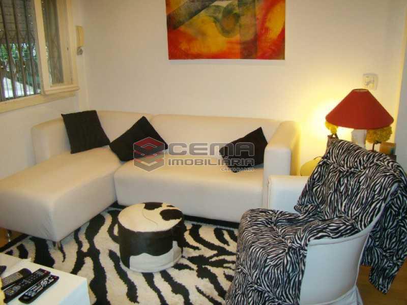 88 - Apartamento à venda Rua Presidente Carlos de Campos,Laranjeiras, Zona Sul RJ - R$ 750.000 - LAAP12760 - 1