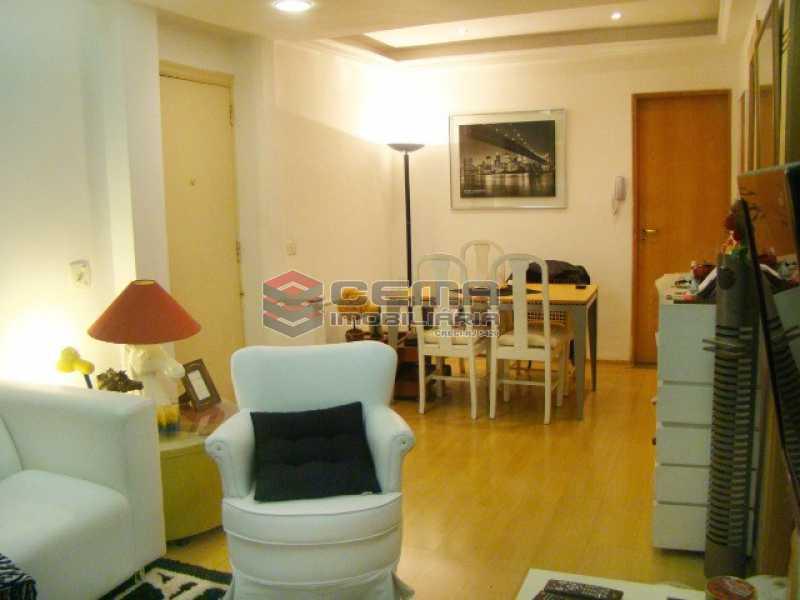 333 - Apartamento à venda Rua Presidente Carlos de Campos,Laranjeiras, Zona Sul RJ - R$ 750.000 - LAAP12760 - 3