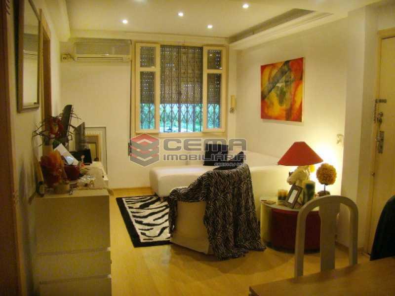5557 - Apartamento à venda Rua Presidente Carlos de Campos,Laranjeiras, Zona Sul RJ - R$ 750.000 - LAAP12760 - 10