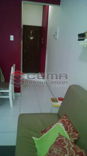 00 - Kitnet/Conjugado 27m² à venda Rua Senador Vergueiro,Flamengo, Zona Sul RJ - R$ 375.000 - LAKI10373 - 4