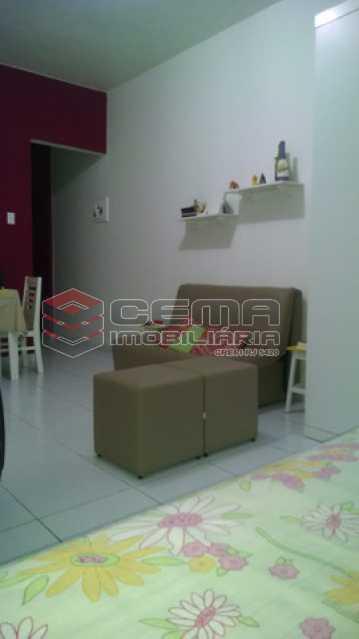 01 - Kitnet/Conjugado 27m² à venda Rua Senador Vergueiro,Flamengo, Zona Sul RJ - R$ 375.000 - LAKI10373 - 3