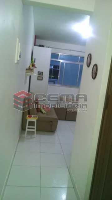 02 - Kitnet/Conjugado 27m² à venda Rua Senador Vergueiro,Flamengo, Zona Sul RJ - R$ 375.000 - LAKI10373 - 1