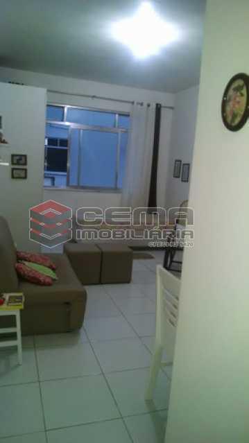 03 - Kitnet/Conjugado 27m² à venda Rua Senador Vergueiro,Flamengo, Zona Sul RJ - R$ 375.000 - LAKI10373 - 5