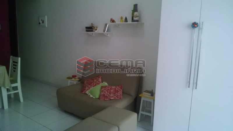 06 - Kitnet/Conjugado 27m² à venda Rua Senador Vergueiro,Flamengo, Zona Sul RJ - R$ 375.000 - LAKI10373 - 7
