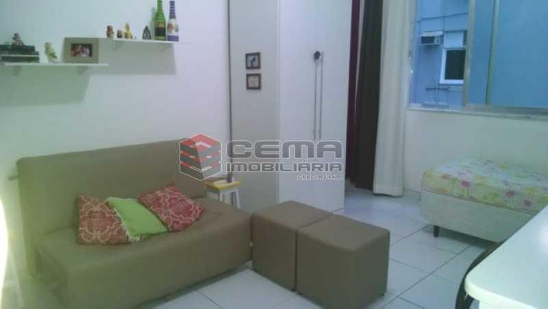 016 - Kitnet/Conjugado 27m² à venda Rua Senador Vergueiro,Flamengo, Zona Sul RJ - R$ 375.000 - LAKI10373 - 11