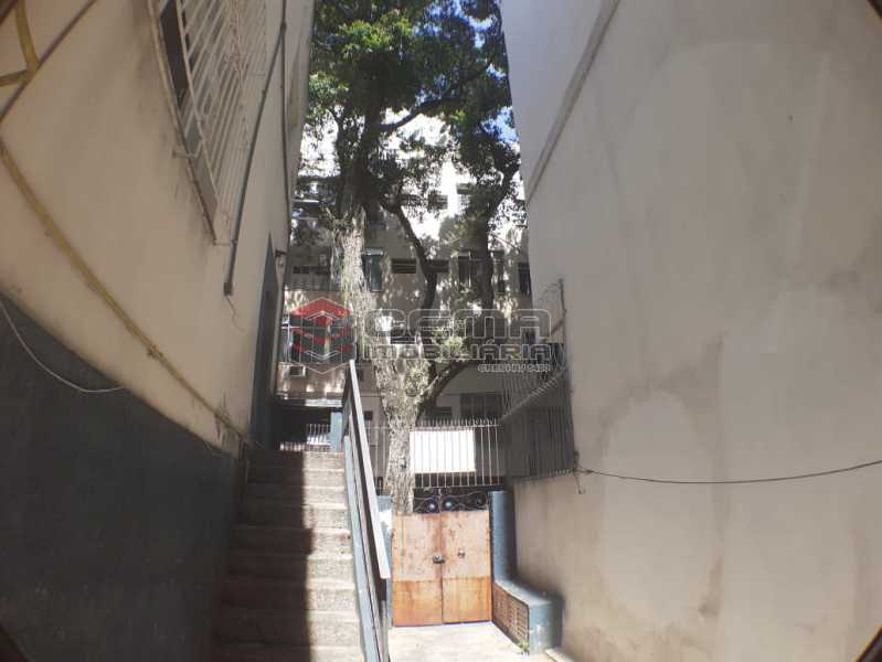 entrada - Casa à venda Travessa Carlos de Sá,Catete, Zona Sul RJ - R$ 1.950.000 - LACA60025 - 3