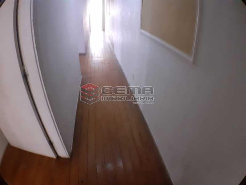 circulação - Casa à venda Travessa Carlos de Sá,Catete, Zona Sul RJ - R$ 1.950.000 - LACA60025 - 6