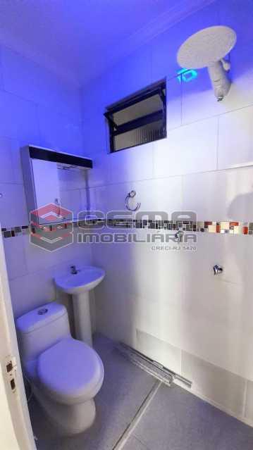 Banheiro Social - Apartamento 2 quartos para alugar Leme, Zona Sul RJ - R$ 3.070 - LAAP24956 - 6