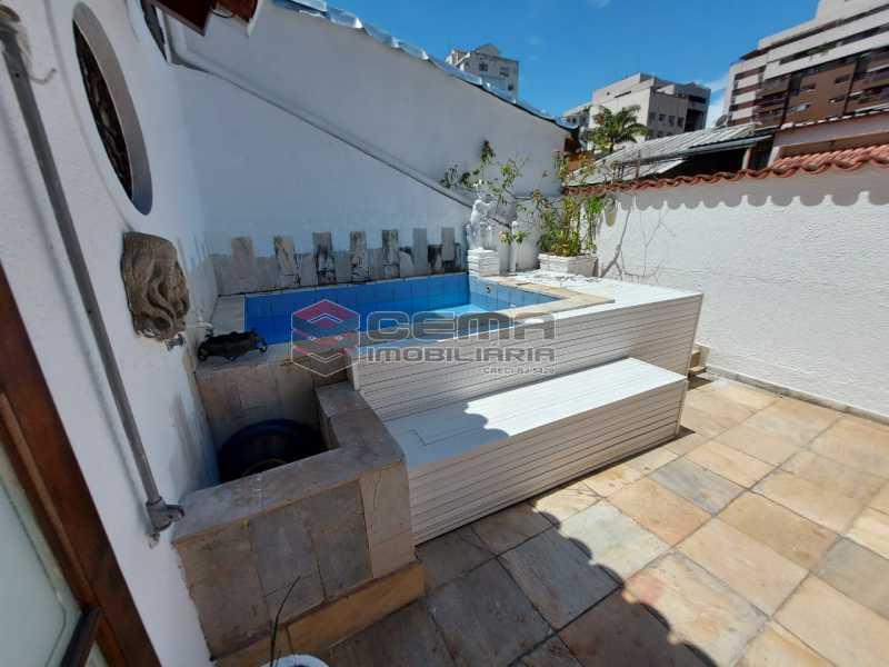 7 - Casa de Vila 4 quartos à venda Botafogo, Zona Sul RJ - R$ 1.850.000 - LACV40028 - 4