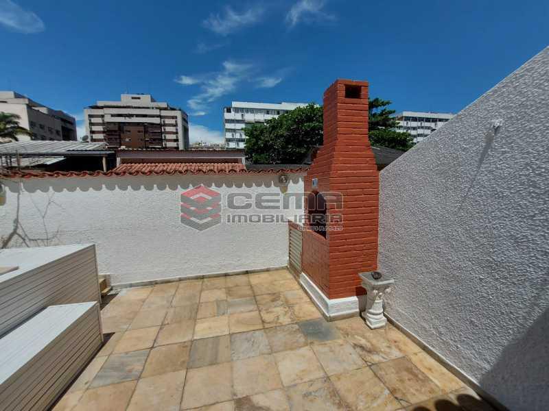 21 - Casa de Vila 4 quartos à venda Botafogo, Zona Sul RJ - R$ 1.850.000 - LACV40028 - 25