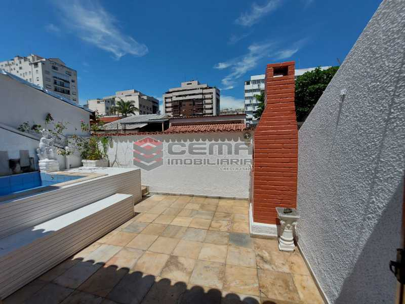 9 - Casa de Vila 4 quartos à venda Botafogo, Zona Sul RJ - R$ 1.850.000 - LACV40028 - 3