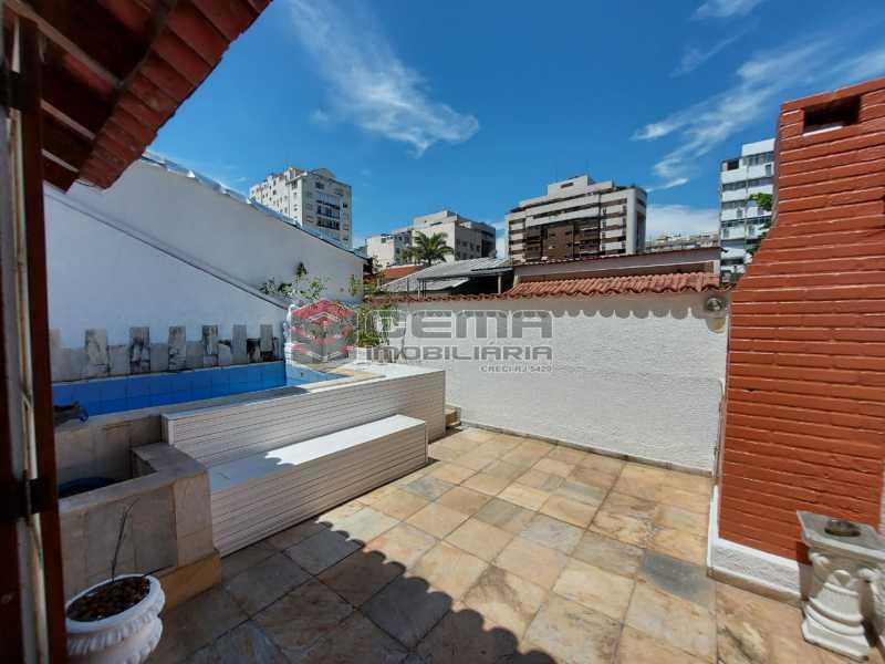 8 - Casa de Vila 4 quartos à venda Botafogo, Zona Sul RJ - R$ 1.850.000 - LACV40028 - 1